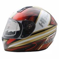 Helm kbc v laguna helm full face-sp. White