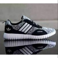 Sepatu adidas yeezy putih new model