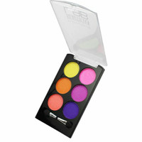 Kleancolor beautician lab shimmer eyeshadow palette revolutionary