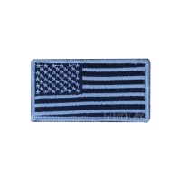 MOLAY US FLAG EMBROIDERY Patch