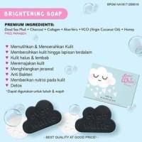 Everwhite Brightening Soap ORI 100%/ Sabun Awan Ever White