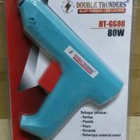 Alat Tembak Lem Listrik Atau Glue Gun 80Watt DT GG80