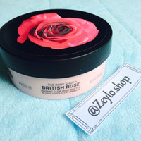 ASLI The Body Shop British Rose Body Butter 250ml