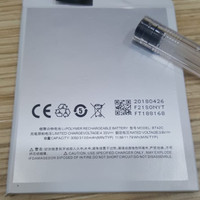 Baterai Original Meizu M2 Note / BT42C / batrai / batre hp
