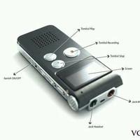 Digital Voice Recorder 8GB USB Flash