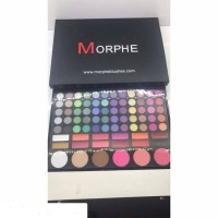 MORPHE PALLET 78 WARNA - MORPHE 78 COLOR EYE SHADOW MAKEUP blush on