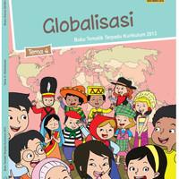 """Tematik Kelas 6 SD Tema 4 """"Globalisasi"""" Revisi 2018 Diknas"""