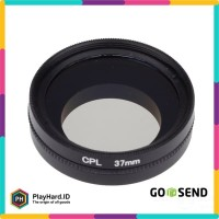 CPL Filter Lens Accessory 37mm for Xiaomi Yi