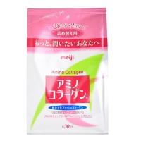 Meiji Japan Amino Collagen 5000 mg 214 g for Refiill Pack 30 Days