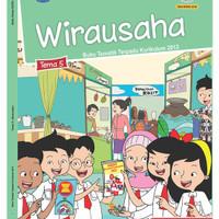 "Tematik Kelas 6 SD Tema 5 ""Wirausaha"" Revisi 2018 Diknas"
