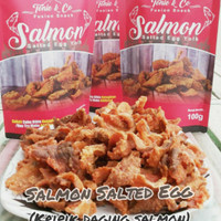 Salmon Salted Egg Tonie&Co