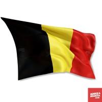 Bendera Negara Belgia - 90 cm x 60 cm