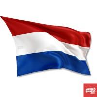 Bendera Negara Belanda - 130cm x 90cm