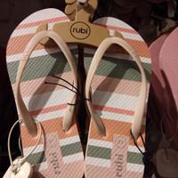 Sendal Jepit Rubi Shoes Salur Color