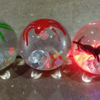PROMO Mainan Bola Bekel Laba-laba Diameter Besar 75MM Murah/Bola