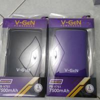 POWER BANK V-GeN V751 7.500mAh