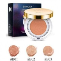 BIOAQUA EXQUISITE AND DELICATE CREAM AIR BB CUSHION GOLD