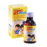 Termorex Plus Sirup 60 ml