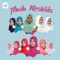 (Best Quality and Exclusive) Jilbab Anak AFRAKIDS Ukuran L/XL