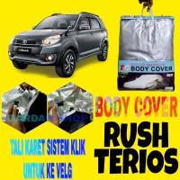 Sarung Pelindung Penutup Bodi / Selimut Body Cover Mobil RUSH TERIOS