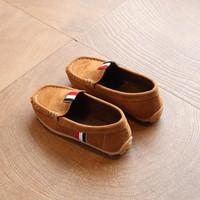 sepatu sneaker and casual anak bahan kulit lembut