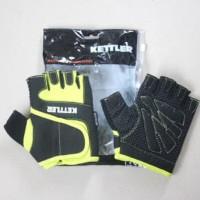 Kettler 0988 sarung tangan gym fitness (lbh tebal)