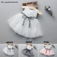 Dress bayi perempuan princess /Cute Newborn baby girl dress