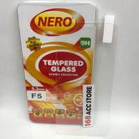 TEMPERED GLASS / ANTI GORES KACA OPPO F5 NERO