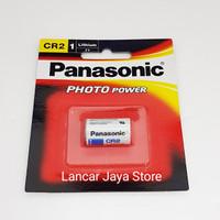 Baterai Panasonic CR2 - 3V ASLI