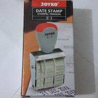 Stempel tanggal joyko date stamp d3