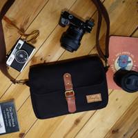 Tas Kamera Sling Bag Camera Mirrorless - Firefly Skye Black