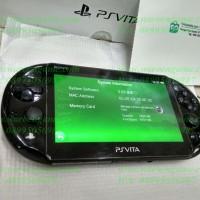 PS Vita Slim 64GB CFW Enso Henkaku TERBARU Bisa Online PSN PSP PS1 Dll