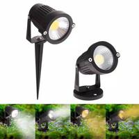 lampu taman led / garden / halaman / outdoor led 5w 5 watt