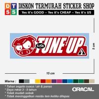 Sticker JDM Pig Tune Up