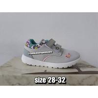 Sepatu Sport Anak Tomkins Miracle Grey