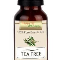 Happy Green Minyak Atsiri Tea Tree 10 ml Melaleuca Essential Oil