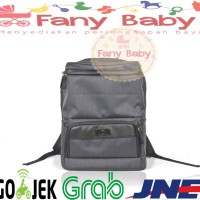 Natural Mom Cooler Bag Max Backpack / Tas Asi Bayi