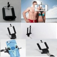 New Tongsis / Monopod With Holder ( Model U JUMBO) for Smart Phone and