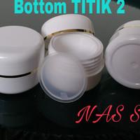 Pot 12,5gr / Pot Cream 12.5gr / Pot PP 12.5gr /Tempat Cream