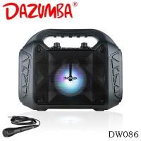 Dazumba DW086 Portable Speaker Bluetooth - Hitam [FS]