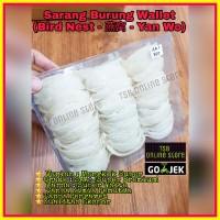 Sarang Burung Walet Kualitas Ekspor - Mangkok Super Premium 350gr