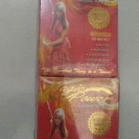 Tissue Tisu Magic Crimson Desire Premium Quality 1 Kotak isi 6 Sachet