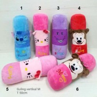bantal guling boneka hello kitty stitch barney mickey minnie mouse