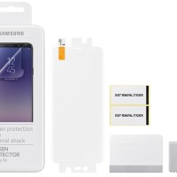 100% ORIGINAL SAMSUNG screen Protector Galaxy S9 ( isi 2pc )