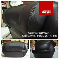 Backrest / busa sandaran box motor Givi E95M E45 E43 E33 E340 E35 E52