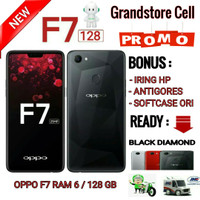 OPPO F7 PRO RAM 6 /128 GARANSI RESMI OPPO INDONESIA
