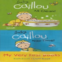 Buku Anak - Caillou - My Very First Books