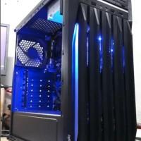 PC CPU RAKITAN GAMING AND DESIGN RYZEN 5 2600 GTX 1060 3GB X470 ASUS