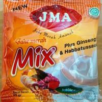 Jahe merah Mix Susu isi 10