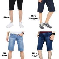 Celana Pendek Jeans / Celana Short Jeans Pria